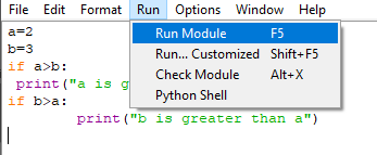 How to run Python file